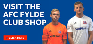 Visit the AFC Fylde Club Shop