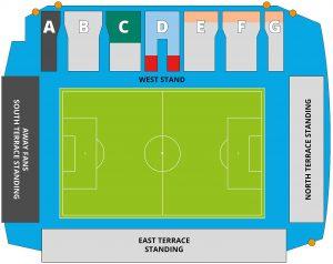 AFC Fylde Stadium Plan