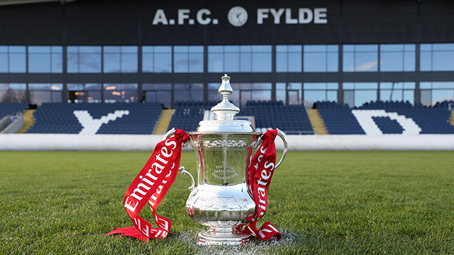 Our Emirates FA Cup Second Round replay against Wigan Athletic has been confirmed for Tuesday 12th December (k/o 7:45) at the DW Stadium.        The two sides went head-to-head in front of the live TV cameras on Friday evening playing out a 1-1 draw at Mill Farm – Danny Rowe's penalty cancelling...