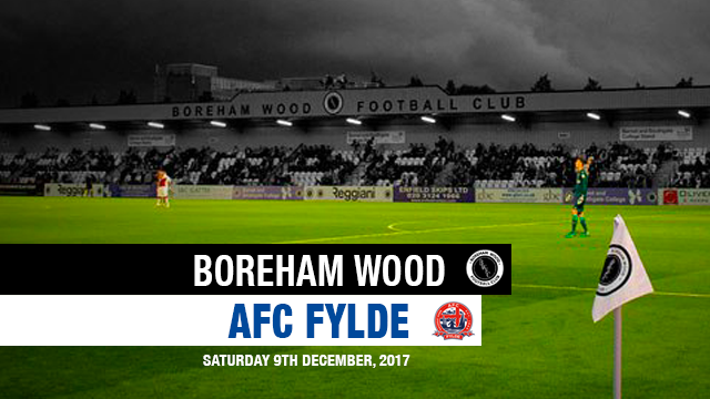 AFC Fylde suffered a narrow defeat in a game of few chances at play-off hopefuls Boreham Wood.        Angelo BalantaÂ's first-half strike was the difference between the sides, although the Coasters had two glorious chances at the death to earn a share of the spoils.     Dave Challinor welcomed back...