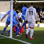 Two stunning goals in the dying seconds earned Hartlepool United a share of the spoils in a thrilling 3-3 draw at promotion-hopefuls AFC Fylde.        Andy BondÂ's unlikely double and a third from James Hardy had overturned Jordan TunnicliffeÂ's own goal, however long-range strikes from Jake Cassidy...