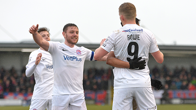 Ten-man AFC Fylde sent shockwaves through the National League with a seven-goal mauling of third-placed Aldershot Town.     Having already put five past promotion-hopefuls Tranmere Rovers and six past league leaders Macclesfield Town, Dave ChallinorÂ's high-flyers went one better with a sensational...