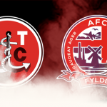 AFC Fylde vs Fleetwood Town    Tuesday 13th March, 2018, k/o 1pm    Poolfoot Farm    Lancashire Senior Cup    AFC Fylde go head-to-head with local rivals Fleetwood Town tomorrow afternoon in the semi-finals of the Lancashire Senior Cup.
