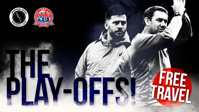 Boreham Wood vs AFC Fylde    Thursday 3rd May, 2018, k/o 7pm    Meadow Park    Vanarama National League Play-Off Eliminator Round    Well, it went right to the wire, but we now have our six play-offs contenders!