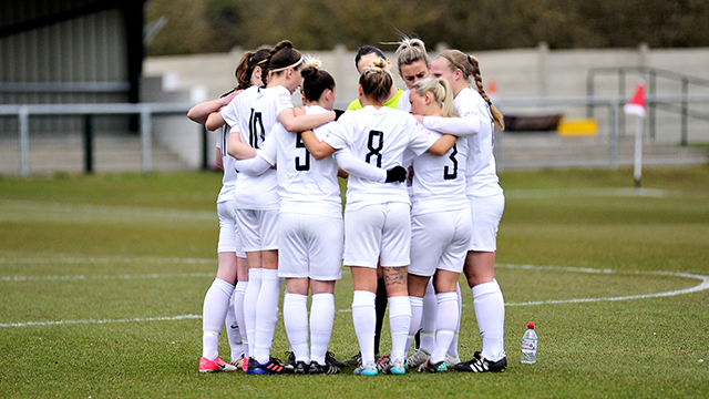 Ladies finish on a high! | AFC Fylde