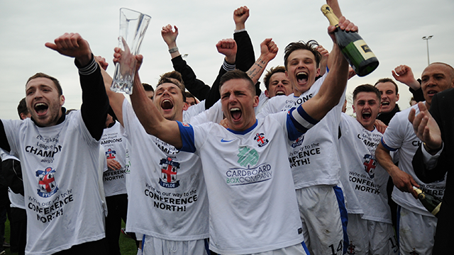 Finals, penalties, glory, heartbreak – AFC Fylde boss Dave Challinor has been through it all when it comes to Play-Off drama.        Tomorrow's clash at Boreham Wood will kick-off Challinor's fifth Play-Off campaign in just over six years with the club.    The Coasters manager guided Fylde to...