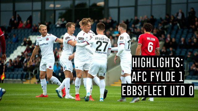 AFC Fylde | The Football Team of The Fylde Coast